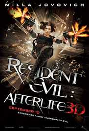 Resident Evil - Afterlife (2010) (BluRay)
